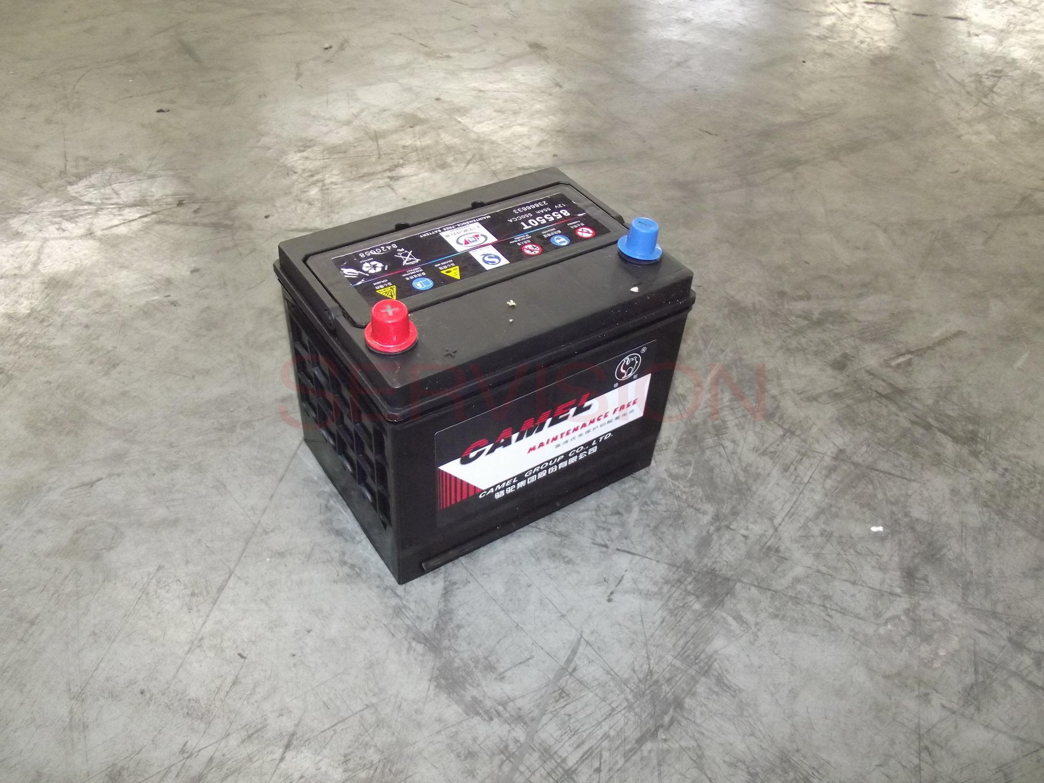 混凝土搅拌车蓄电池