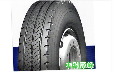 自动上料搅拌车轮胎图